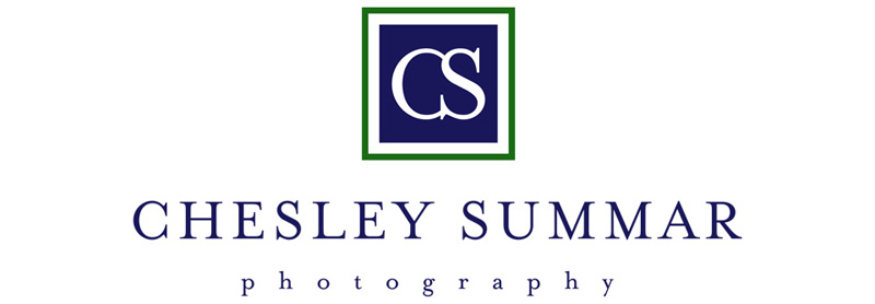 Nashville, TN Wedding Photographer, Chesley Summar Photography logo